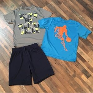 Other - 3 Piece Bundle of Boys Athletic Wear